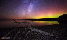 3photos: Night sky by Mike Taylor, Maine´s Magnificent Dark Skies