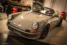 Take A Tour Through The Ultimate Automotive Candy Store At Techno-Classica • Petrolicious