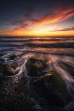 Burning Sky by Nicholas Roemmelt on 500px