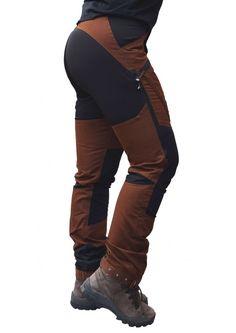 Nordwand Pro Pants, Women's Espresso Brown