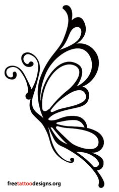 Amazing tribal butterfly tattoo design: small and simple butterfly Line Tattoos, Great Tattoos, Body Art Tattoos, Tribal Tattoos, Small Tattoos, Tatoos, Tribal Butterfly Tattoo, Butterfly Tattoo Designs, Tattoo Designs For Girls