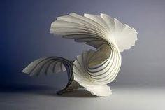Scoring, folding and twisting