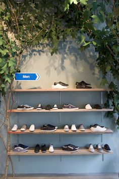 Fred Perry store by Studio XAG London 06 Fred Perry store by Studio XAG, London