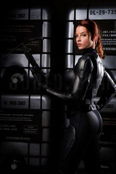 Meet my client Rachel Nichols, Hollywood's hottest new action hero!  #ActionHeroBabe