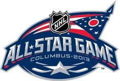 NHL All-Star Game Primary Logo - 2015 NHL All-Star Game Logo - Game played  in Columbus a2282d569