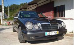 Mercedes Benz E 200CDI preços usados
