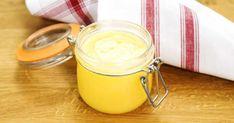 Söt och syrlig lemon curd