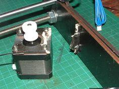 "Mein Elektronik Hobby: Ein 3D-Drucker der ""Holzklasse"" - CTC Prusa I3 DIY..."