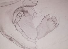 Beginsel van een Geboortekaartje