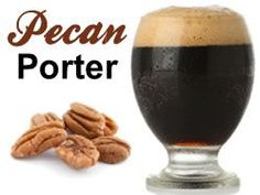 Pecan Porter Ingredients for 5 Gallon Batch:     8 ½ lbs. Dark Malt Extract     ½ lb. Caramel 120 L malt     1 lb. Organic American 2-row malt     ½ lb. Chocolate malt     ½ oz. New Zealand Pacific Gem hop pellets (bittering)     ½ oz. New Zealand Hallertaur hop pellets (flavoring)     ½ oz. Fuggle loose leaf hops (aroma)     Nottingham Ale yeast or other basic ale yeast     3 cups crushed roasted pecans     1 tsp. Irish Moss