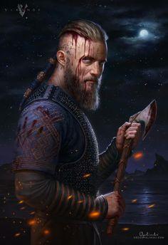 Ragnar Lothbrok https://www.facebook.com/photo.php?fbid=10152480662156893