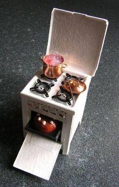 how to: retro stove