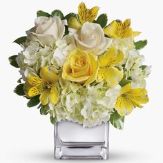 Order Sweetest Sunrise Bouquet flower arrangement from Magical Moments Flowers & Gifts, your local El Paso, TX florist. Send Sweetest Sunrise Bouquet floral arrangement throughout El Paso and surrounding areas. New Baby Flowers, Flowers Today, Fresh Flowers, Spring Flowers, Beautiful Flowers, City Flowers, Flower Colors, Beautiful Bouquets, Spring Bouquet