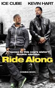 Ride Along is a 2014 American comedy film directed by Tim Story and written by Greg Coolidge, Jason Mantzoukas, and Phil Hay & Matt Manfredi. The film stars Ice Cube, Kevin Hart, John Leguizamo, Bruce McGill, Tika Sumpter and La