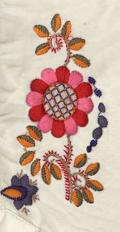 Odd Molly Embroidery smocking fabrication
