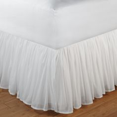 Found it at Joss & Main - Ruffled Cotton Bed Skirt