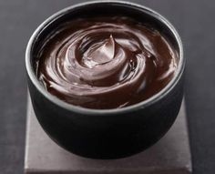Crema de chocolate intenso