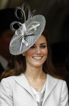 Incredible Kate Middleton headwear
