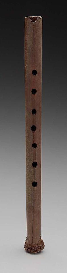 End-blown flute | Museum of Fine Arts, Boston