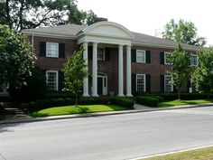 Chi Omega at Mississippi... this house, so many memories <3