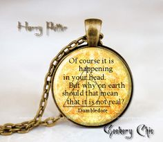 Harry Potter Of course it is happening Quote by SilverRapture, $9.00