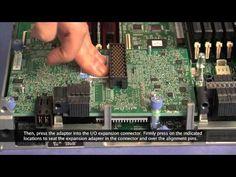 IO Adapter Install