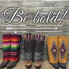 """""""Ladies, get your boot rugs before they're gone!  Serape boot rug- $99.99 Boots-$269.99  Fringe boot rug- $149.99 Liberty boots- $349.99  Tribal boot rug- $124.99  Liberty boots- $349.99 We ship! Call to order! 903.322.4316 #shopdcs #goshopdcs #shoplocal #love"""" Photo taken by @daviscountrystore on Instagram, pinned via the InstaPin iOS App! http://www.instapinapp.com (01/06/2016)"""
