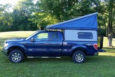 Picture of Out West Truck Camper With VW Camper Van Inspired Roof