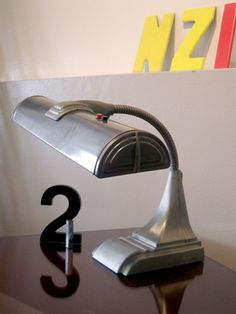 deco || Art Specialty of Chicago Desk Lamp