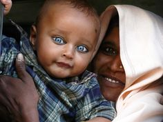 Incredible eyes!!! Such a gorgeous baby!