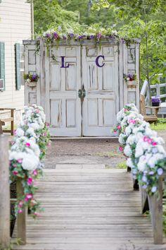 Swoon-Worthy Rustic Wedding Inspiration - Rustic Wedding Chic