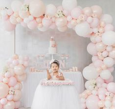 Baby girl first birthday girl party ideas. More in my web site Baby girl first birthday Baby girl first birthday Charlottes first birthday. Baby First Birthday Themes, 1st Birthday Girl Decorations, 1st Birthday Girls, First Birthdays, Birthday Chair, First Birthday Balloons, Birthday Ideas, Winter Onederland Party Girl 1st Birthdays, Baby Girl Birthday Cake