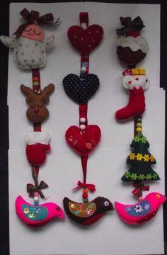 Christmas felt Craft!