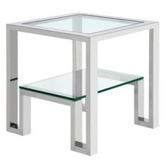 Duplicity End Table from Z Gallerie