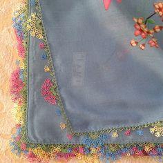 iğne oyası Turkish needle lace Needle Lace, Hand Embroidery, Needlework, Apron, Quilts, Stitch, Knitting, Diy Crafts, Handmade