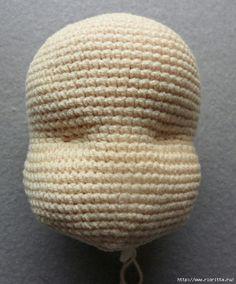 Amigurumi Bebek Yapılışı 16