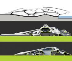 Tandanor Performing Arts Center / Monad Studio - eVolo   Architecture Magazine