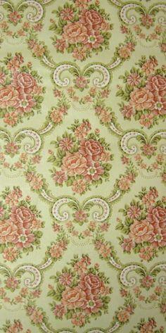Veronique | Baroque Wallpaper | Vintage Wallpaper | Johnny-Tapete