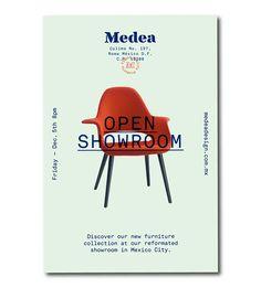 Medea is a furniture design studio based in Mexico City.