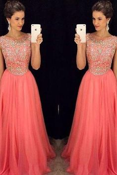 Prom Dress, Long Prom Dresses , Dresses for Prom UK3486