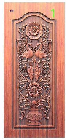 Single Main Door Designs, House Front Wall Design, Wooden Front Door Design, Double Door Design, Pooja Room Door Design, Door Gate Design, Wood Front Doors, Door Design Interior, Wooden Glass Door