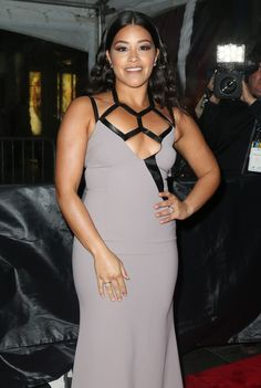 """Gina Rodriguez: """"I was being told there was no way I could because they are way skinnier"""""""