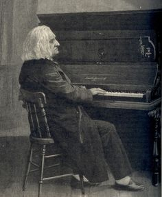 210 best Franz Liszt images on Pinterest | Classical Music, Piano ...