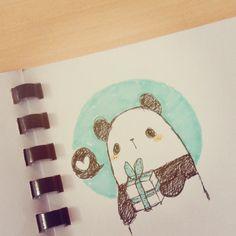 Panda Panda Panda (●˙v˙●)