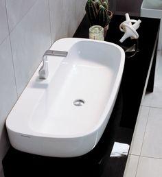 Umyvadlo MONO 100 cm na desku nebo závěsné Sink, Design, Home Decor, Sink Tops, Vessel Sink, Decoration Home, Room Decor, Vanity Basin, Sinks