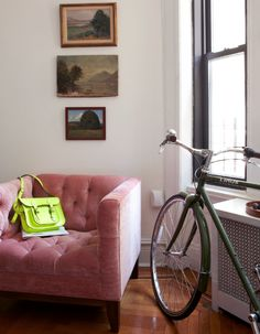 A CUP OF JO: New York City house tour