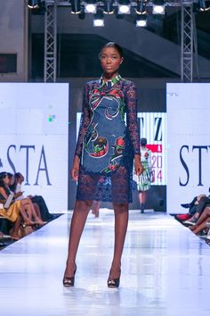Glitz Africa Fashion Week 2014 - Stylista ~Latest African Fashion, African women dresses, African Prints, African clothing jackets, skirts, short dresses, African men's fashion, children's fashion, African bags, African shoes ~DK