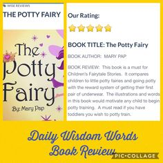 Check our our website for our book reviews, endorsements and testimonials!  Book sale now thru Cyber Monday! 50% off! Book Authors, Books, Reward System, Book Title, Potty Training, Book Reviews, Cyber Monday, Fairy Tales, This Book