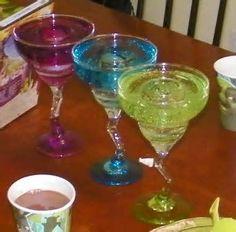 PartyLite Margarita candles