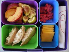 Top 10 School Lunch Items to Keep on Hand. This is a useful list.
